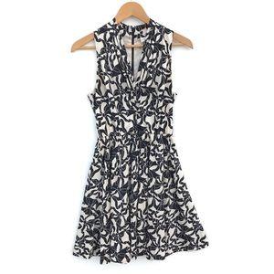 Eva. Mendes NY& Company Fit- Flare Dress